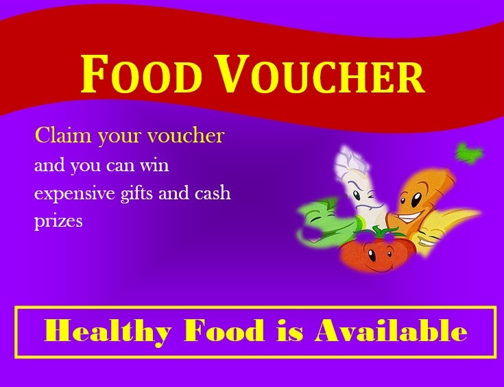 7 Free Sample Food Voucher Templates Printable Samples – Voucher Templates Word