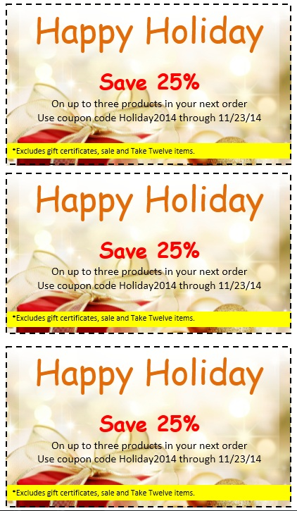 Discount coupons holiday world