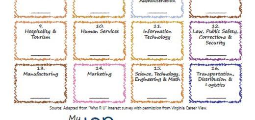 Sample Career Surveys Printable Samples – Sample Career Assessment