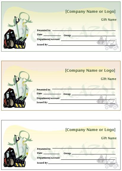 8 Free Sample Prize Voucher Templates Printable Samples – Prize Voucher Template
