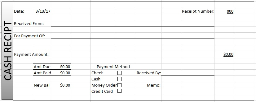 7 Free Sample Transfer Receipt Templates Printable Samples – Money Transfer Receipt Template