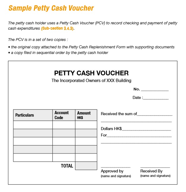 cash voucher sample download