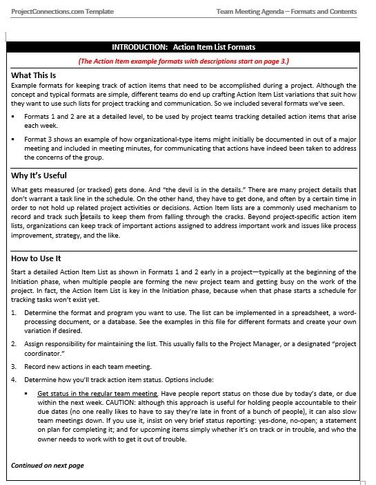 8 Free Sample Strategic Meeting Agenda Templates Printable Samples – Meeting Program Sample