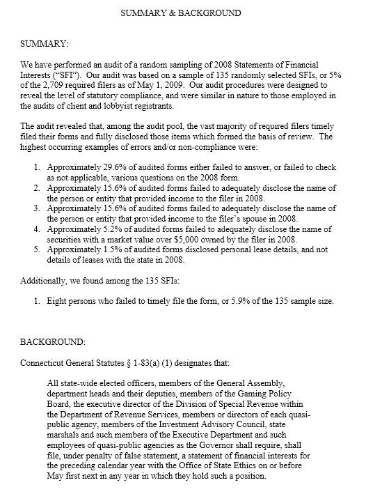 13 Free Sample Audit Report Templates Printable Samples