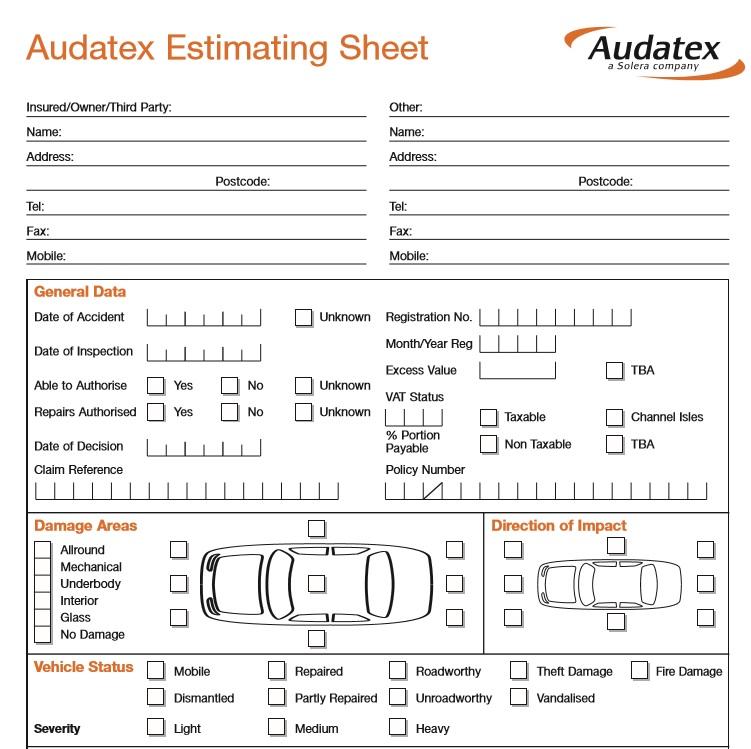 9 Free Sample Auto Repair Quotation Templates Printable Samples