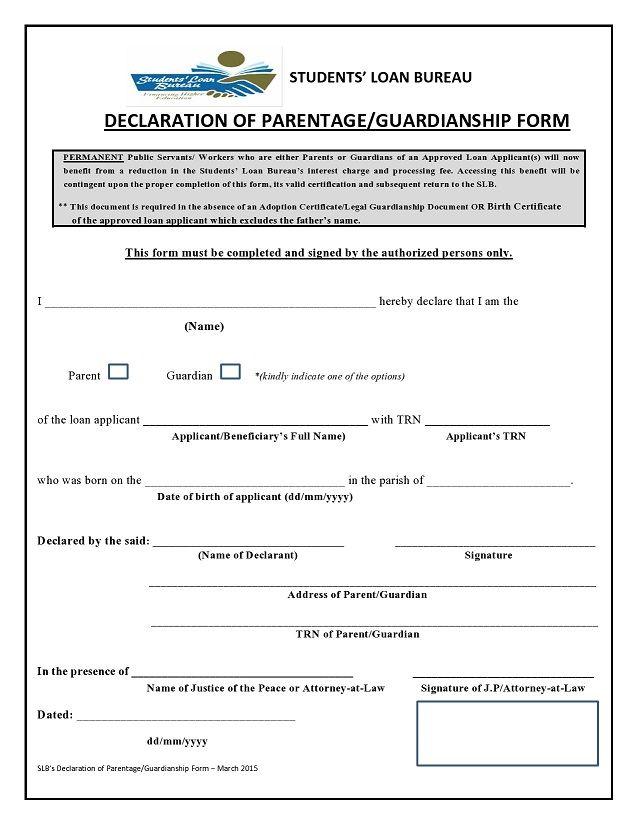 guardianship form 022