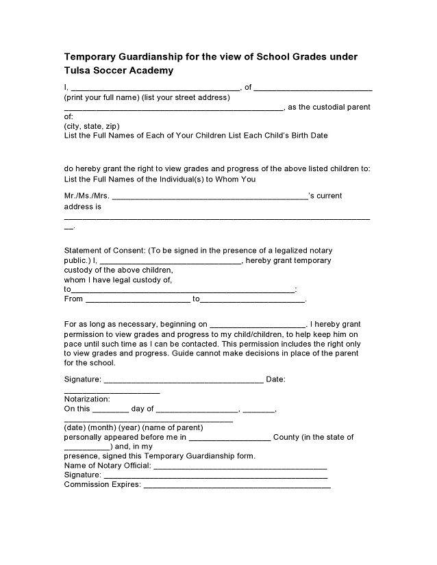 guardianship form 028
