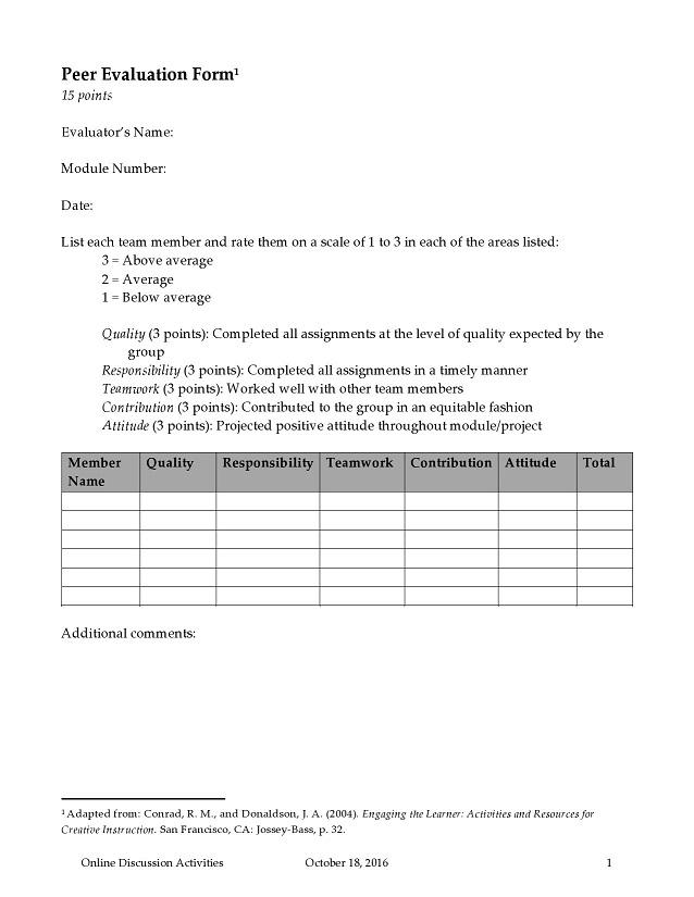 peer evaluation form 006
