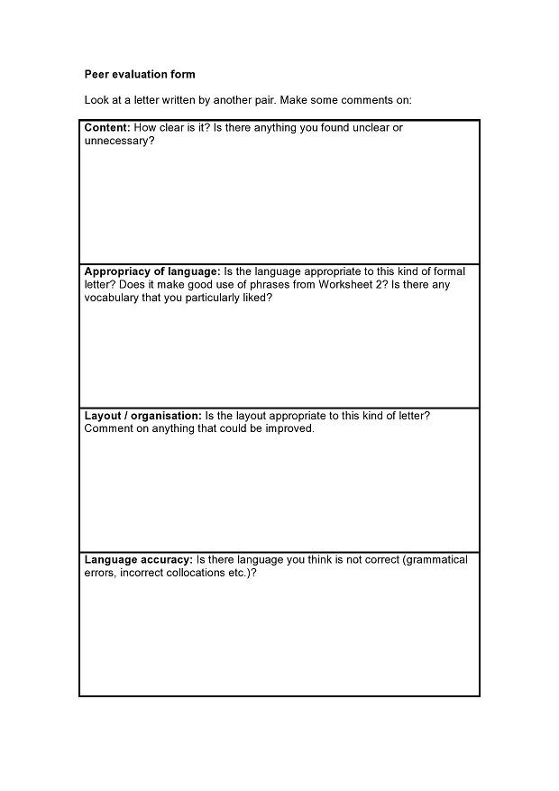 peer evaluation form 025